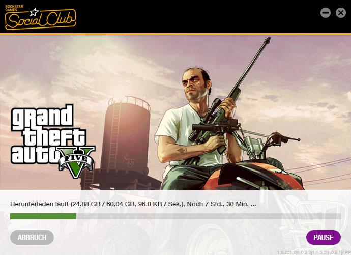 GTA 5 PC Download Full