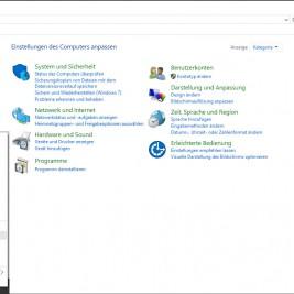 Systemsteuerung unter Windows 10 öffnen