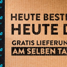 Amazon Same-Day Lieferungen